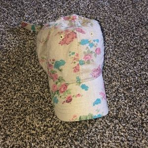 Brand New! American Eagle Floral Hat